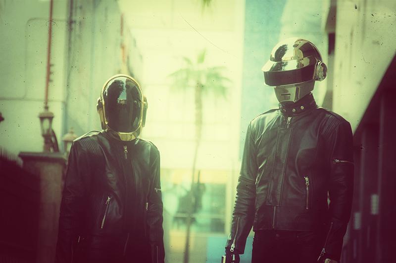 Artcraft Plating + Finishing Burbank Daft Punk Helmets