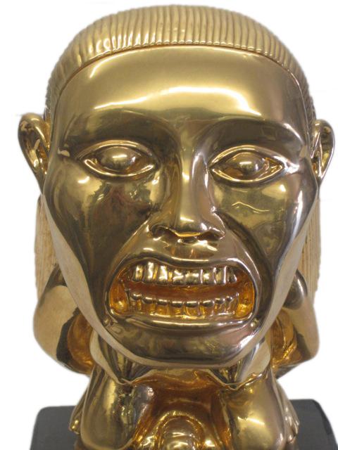Mayan Gold Plated Dude